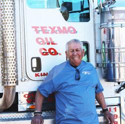 Texmo Crew: Joe with 40+ Years Experience