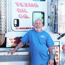 Texmo Crew: John with 15+ Years Experience