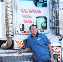 Texmo Crew: Nicholas with 10+ Years Experience