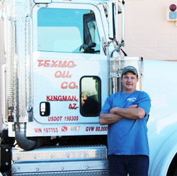 Texmo Crew: Eddie with 3+ Years Experience