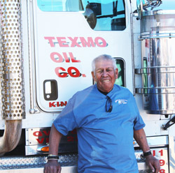 Texmo Crew: Joe with 40+ Years Experience
